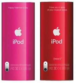 Ipod Engraving Sample